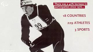 1980s Evolution of the Paralympic Games