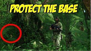 ARMA 3 EXILE TANOA - PROTECT THE BASE