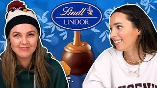 Irish People Try New Lindt Chocolate Truffles