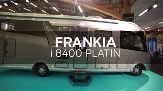 Frankia I 8400 Platin, årsmodell 2018.