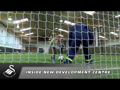 Swans TV - Inside Swansea's new Development Centre