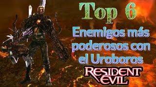 Top 6: Los enemigos más poderosos con el Uroboros