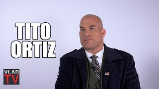 Tito Ortiz on Shoving Alberto Del Rio Before Their Upcoming Fight (Part 1)