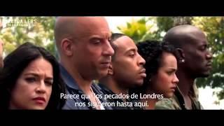 RÁPIDOS Y FURIOSOS 7 la pelicula 2014