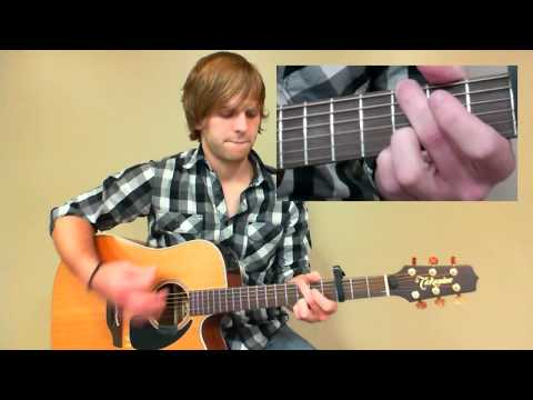 How To Play - I Will Follow By Chris Tomlin video