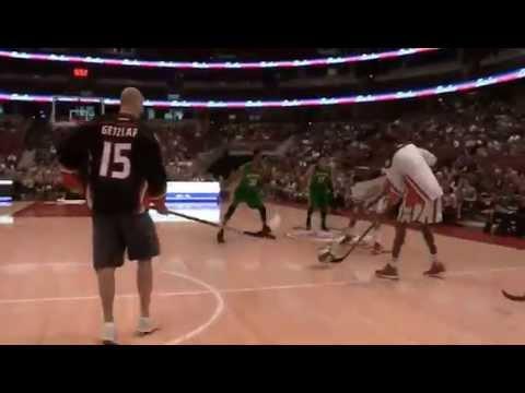 Globetrotter Hockey With Anaheim Ducks Captain Ryan Getzlaf