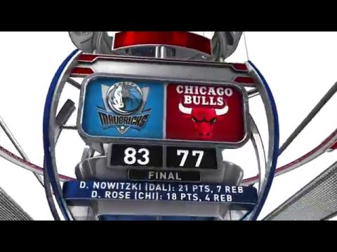 Dallas Mavericks vs Chicago Bulls - January 15, 2016