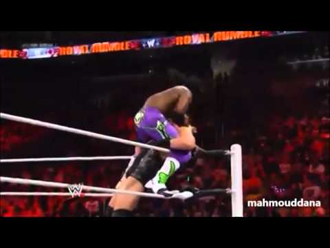 wwe royal rumble match 2014 highlights