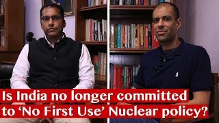 Should India Change its 'No First Use' Nuclear Doctrine?