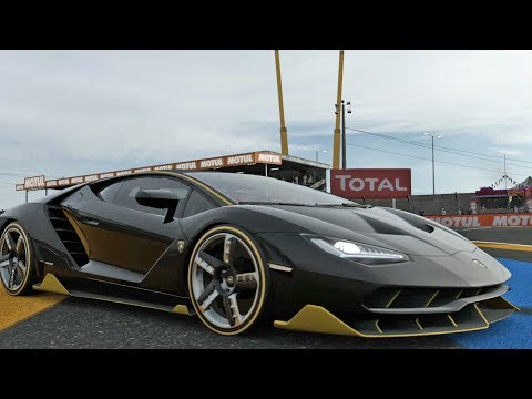 Forza Motorsport 7 - Lamborghini Centenario LP770-4 2016 - Test Drive Gameplay (HD) [1080p60FPS]