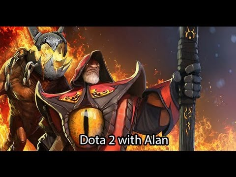 DOTA 2 with Alan: Warlock