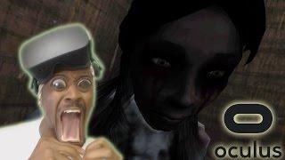 RITUAL GONE WRONG!!    The Elevator Ritual Oculus Rift VR