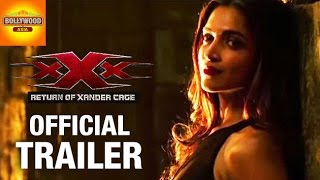 Deepika Padukone's xXx: The Return of Xander Cage Official Trailer | Bollywood Asia