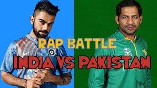 India VS Pakistan | Rap Battle | ICC Champions Trophy
