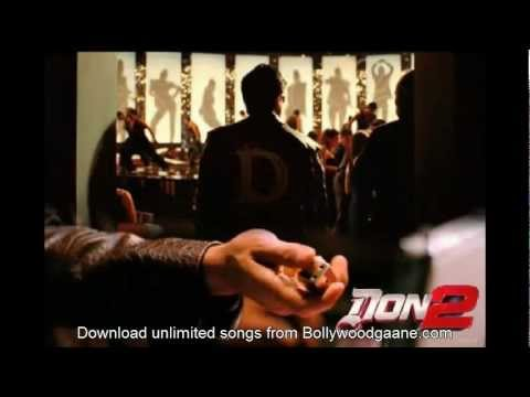 The King Is Back Theme Don 2 Song Full ft Sunitha Sarathy SRK