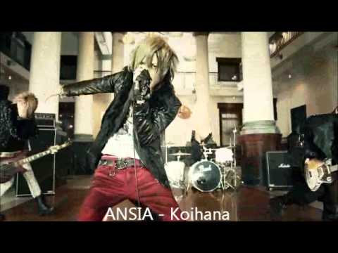 Visual kei/Jrock/Jpop top 30 (2013.04)