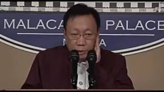DUTERTE NEWS: Malacañang Press Briefing : Latest News 1/3