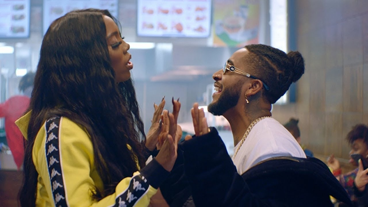 Tiwa Savage Ft. Omarion - Get It Now Remix ( Official Music Video )