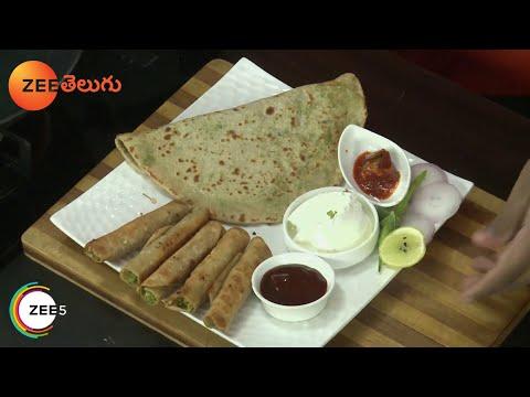 Vah re Vah - Indian Telugu Cooking Show - Episode 1130 - Zee Telugu TV Serial - Full Episode