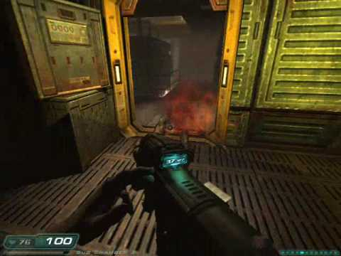 Let's Play Doom 3 87: Another Survivor?