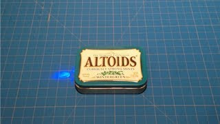 $3 Altoid Emergency USB Charger