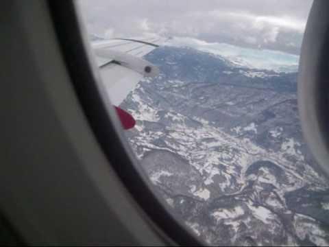 Landing in Sarajevo / Sletanje u Sarajevo