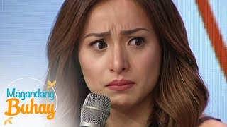 Magandang Buhay: Cristine on losing in I Can Do That