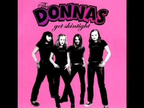 Donnas - You Dont Wanna Call