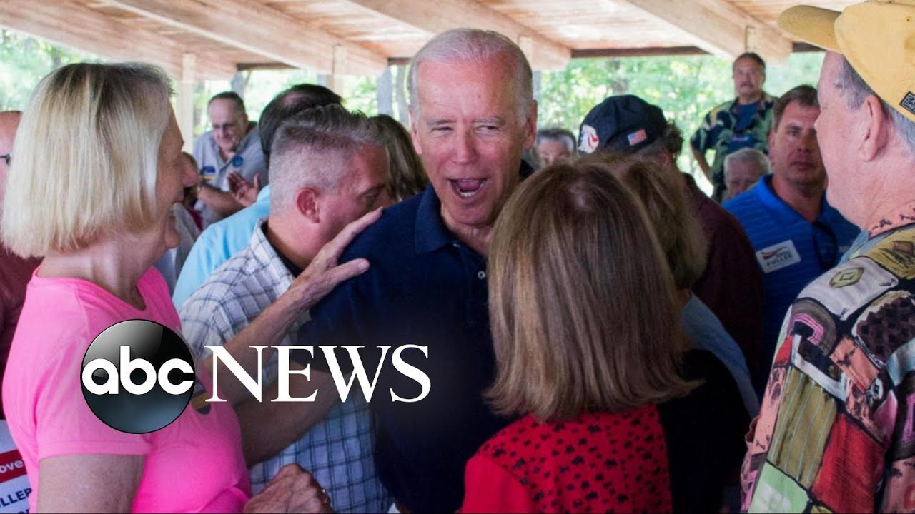 Vice President Joe Biden Greeted by Big Applause as Hillary Clinton Loses Ground in Polls