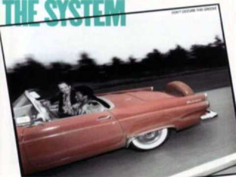 The System ~ Don't Disturb This Groove