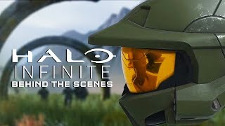 Halo Infinite: Behind the Scenes of the E3 Trailer (Full)