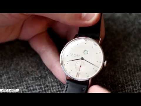 WORN&WOUND: NOMOS METRO REVIEW