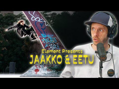 "We Talk About Element Skateboards ""Jaakko and Eetu"" Video!"