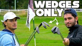 Wedges Only Golf Challenge | GM GOLF