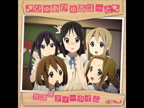 【K-ON!】Pure Pure Heart