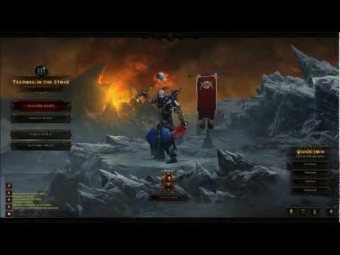Diablo 3 Patch 1.0.7-Fastest way to farm crafting materials and recipes