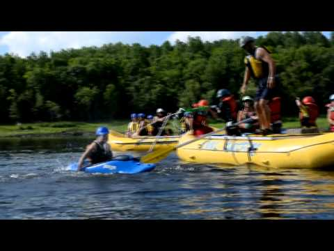 Whitewater Rafting on the Ottawa River with OWL Rafting!