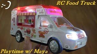 Video RC Cars and Trucks: Cute Food