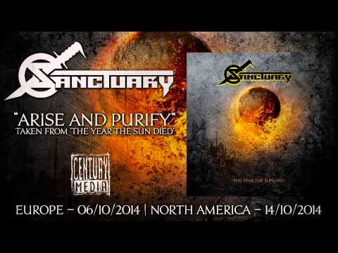 SANCTUARY - Arise and Purify (Album Track)