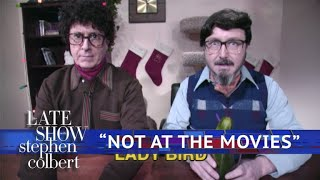 Not At The Movies With Gil Peaches (Ft. John Hodgman)