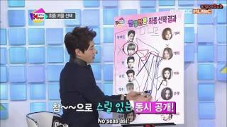 [Sub español] 130312 All the Kpop (completo)