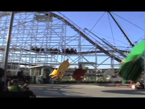 Strickers Grove Tornado Roller Coaster How To Make Do