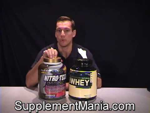 Losing Weight with Whey Protein Supplements