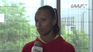 IAAF World Junior Championships 2014 -  ITW Ana Peleteiro ESP - Press Conference