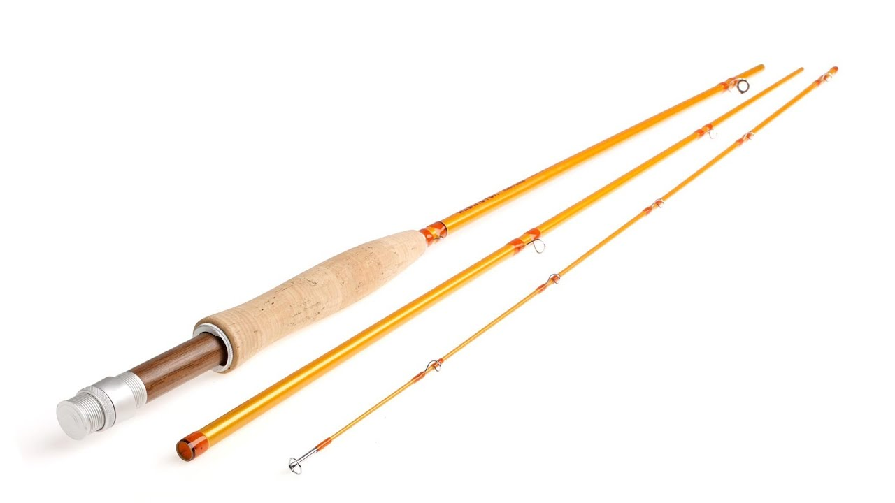 Fiberglass fly rods images for Fly fishing with spinning rod