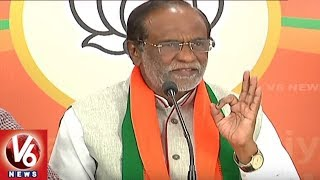 BJP Laxman Press Meet Over Rafale Deal Issue, Slams Congress Leaders | Hyderabad
