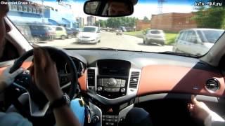 Chevrolet Cruze Тест-драйв. Anton Avtoman