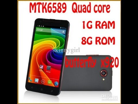 Review x920 star mtk6589 en español
