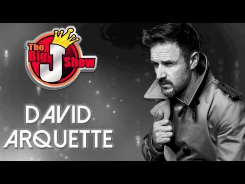 David Arquette Interview