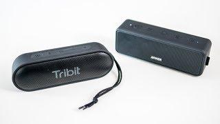 Tribit XSound Go vs Anker Soundcore Select - soundcheck